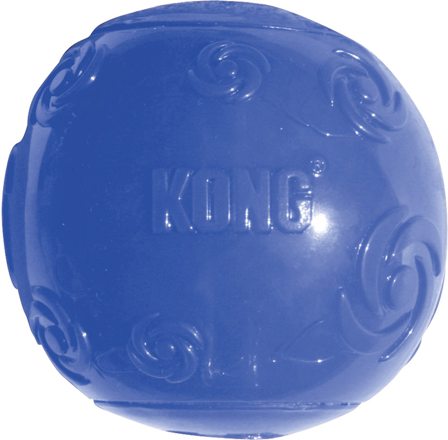 KONG Squeezz Ball Dog Toy, Color Varies, Medium - Chewy.com