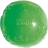KONG Squeezz Ball Dog Toy, Color Varies, Large