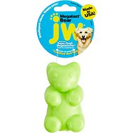JW Pet Megalast Bear Dog Toy, Color Varies, Medium