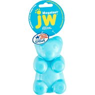 JW Pet Megalast Bear Dog Toy, Color Varies, Large