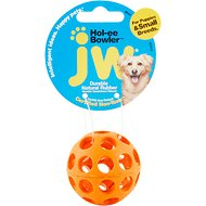 JW Pet Hol-ee Bowler Dog Toy, Color Varies, Mini
