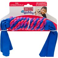 KONG Tugga Wubba Dog Toy, Color Varies, Large