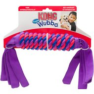 KONG Tugga Wubba Dog Toy, Color Varies