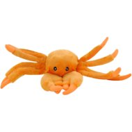 Jolly Pets Tug-a-Mals Crab Dog Toy, Large