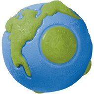 Planet Dog Orbee-Tuff Orbee Ball, Blue/Green, Medium