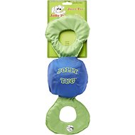 Jolly Pets CanvasTug Dog Toy, Color Varies, Large