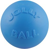 Jolly Pets Bounce-n-Play Dog Toy, Blueberry, 6-in