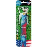 Ruff Dawg Stick Dog Toy, Color Varies, Twig