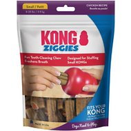 KONG Stuff'N Ziggies Dog Treats, 12 count