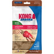 KONG Stuff'N Liver Snacks Crunchy Dog Treats, 11-oz