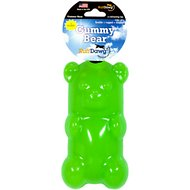 Ruff Dawg Gummy Bear Treat Dispenser Dog Toy, Color Varies