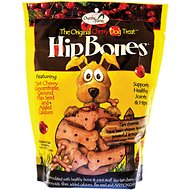 Overby Farm Hip Bones Biscuits Dog Treats, 17.6-oz bag