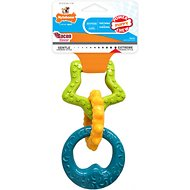 Nylabone Puppy Chew Teething Rings Dog Toy