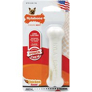 Nylabone DuraChew Chicken Flavor Bone Dog Toy, X-Small