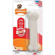 Nylabone DuraChew Chicken Flavor Bone Dog Toy, Medium