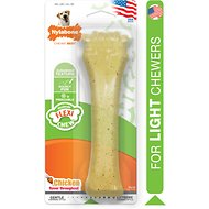 Nylabone FlexiChew Chicken Flavor Bone Dog Toy, X-Large