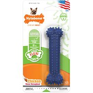 Nylabone Dental Chew Bone Dog Toy, X-Small