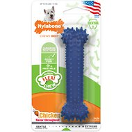 Nylabone Dental Chew Bone Dog Toy, Small
