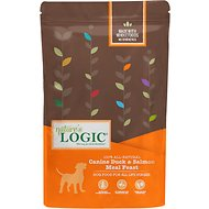 Nature's Logic Canine Duck & Salmon Meal Feast Dry Dog Food, 26.4-lb bag
