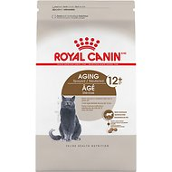Royal Canin Aging Spayed/Neutered 12+ Dry Cat Food, 7-lb bag