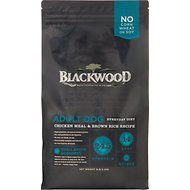 Blackwood Chicken Meal & Rice Recipe Everyday Diet Adult Dry Dog Food, 15-lb bag