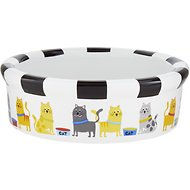 Signature Housewares Whiskers Cat Bowl, X-Small