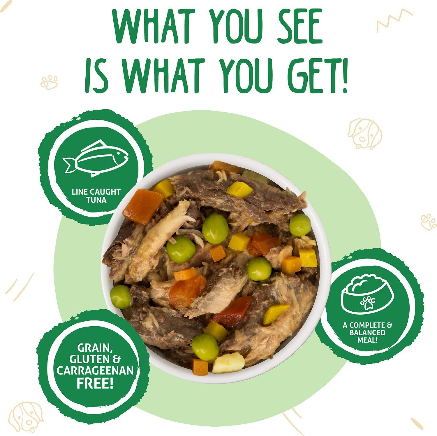 Weruva Canned Dog Food Reviews