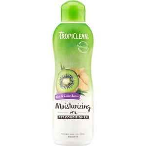 TropiClean Kiwi & Cocoa Butter Dog & Cat Conditioner