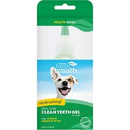 TropiClean Fresh Breath Clean Teeth Gel, 4-oz