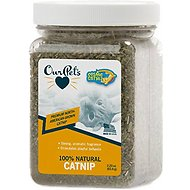 OurPets Genuine Catnip, 2.25-oz jar