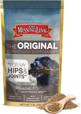 9. The Missing Link Ultimate Canine Hip & Joint Formula