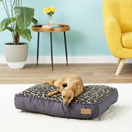 P.L.A.Y. Pet Lifestyle and You Serengeti Dog Bed, Copper, Small
