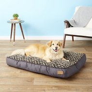 P.L.A.Y. Pet Lifestyle and You Serengeti Dog Bed, Copper, Large