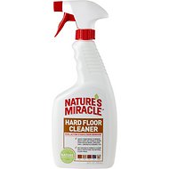 Nature's Miracle Dual Action Hard Floor Stain & Odor Remover, 24-oz spray