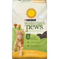 Yesterday's News Original Formula Cat Litter, 15-lb bag