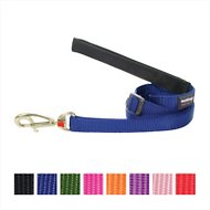 Red Dingo Classic Adjustable Dog Leash, Blue, X-Small