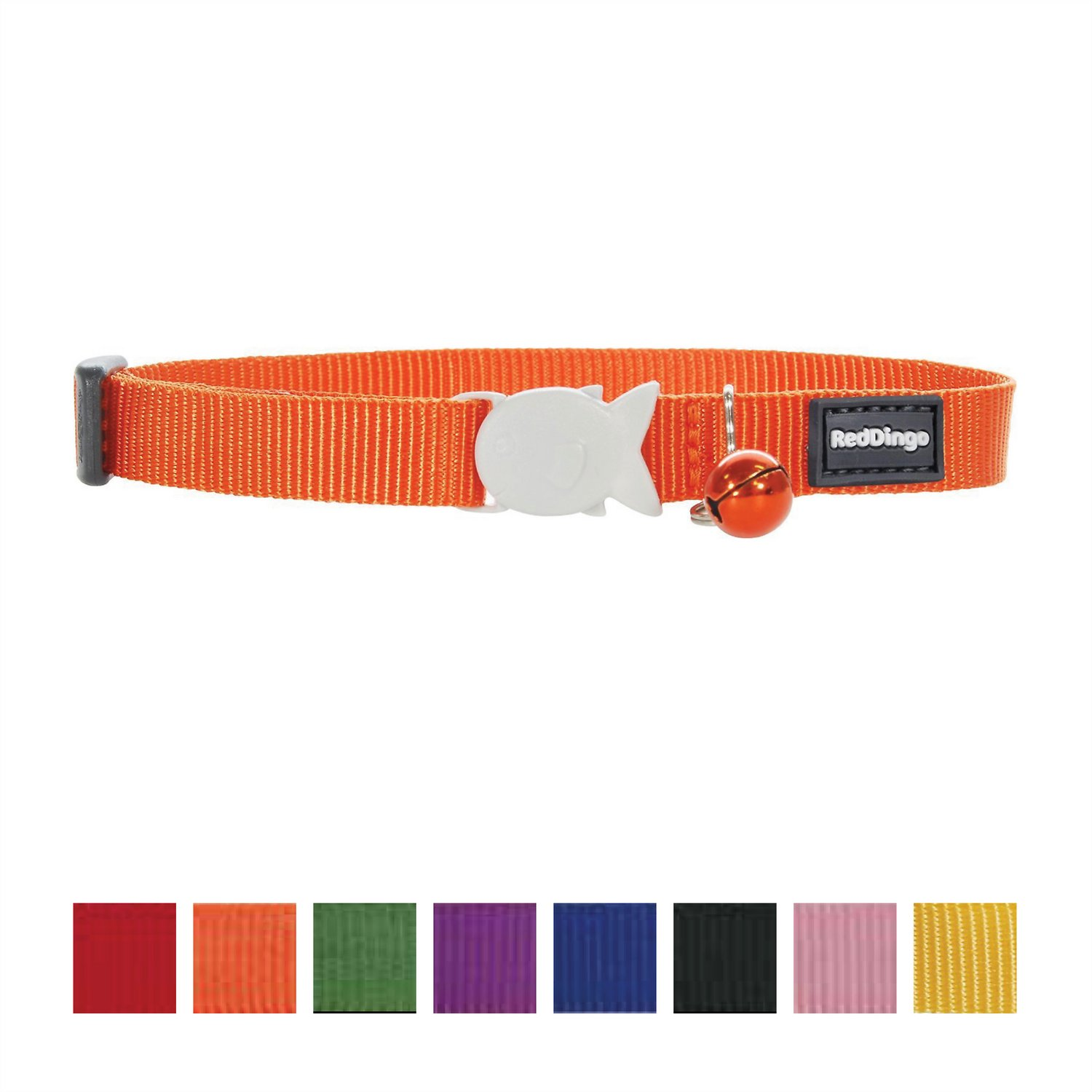 3b98936b48fb Cat & Kitten Collars: Standard, Bell & Breakaway | Chewy
