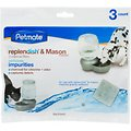 Petmate Replendish Charcoal Replacement Filters
