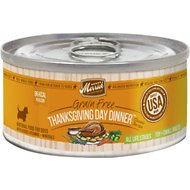 Merrick Grain-Free Thanksgiving Day Dinner Small Breed Canned Dog Food, 3.2-oz, case of 24