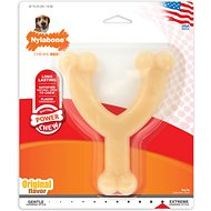 Nylabone DuraChew Wishbone Original Flavor Dog Toy, Medium