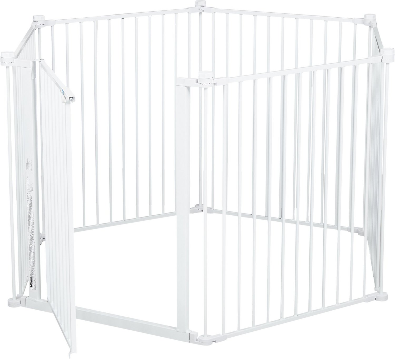 Carlson Pet Products Convertible Pet Yard Chewy