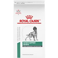 Royal Canin Veterinary Diet Satiety Support Dry Dog Food, 26.4-lb bag