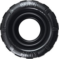 KONG Tires Dog Toy, Medium/Large