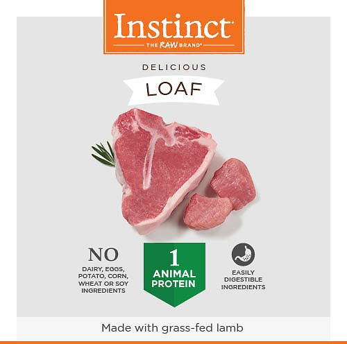 Nature S Variety Instinct Limited Ingredient Lamb Canned Cat Food