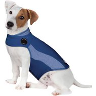 ThunderShirt Anxiety & Calming Aid for Dogs, Blue Polo, Large