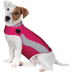 ThunderShirt Anxiety & Calming Aid for Dogs Pink Polo