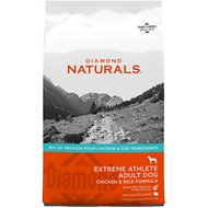 Diamond Naturals Extreme Athlete Formula Dry Dog Food, 40-lb bag