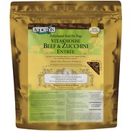 Addiction Grain-Free Steakhouse Beef & Zucchini Entree Raw Dehydrated Dog Food, 8-lb bag