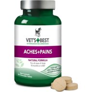 Vet's Best Aches + Pains Dog Supplement, 50 count
