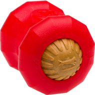 Starmark Everlasting Treat Fire Plug Dog Chew Toy, Medium